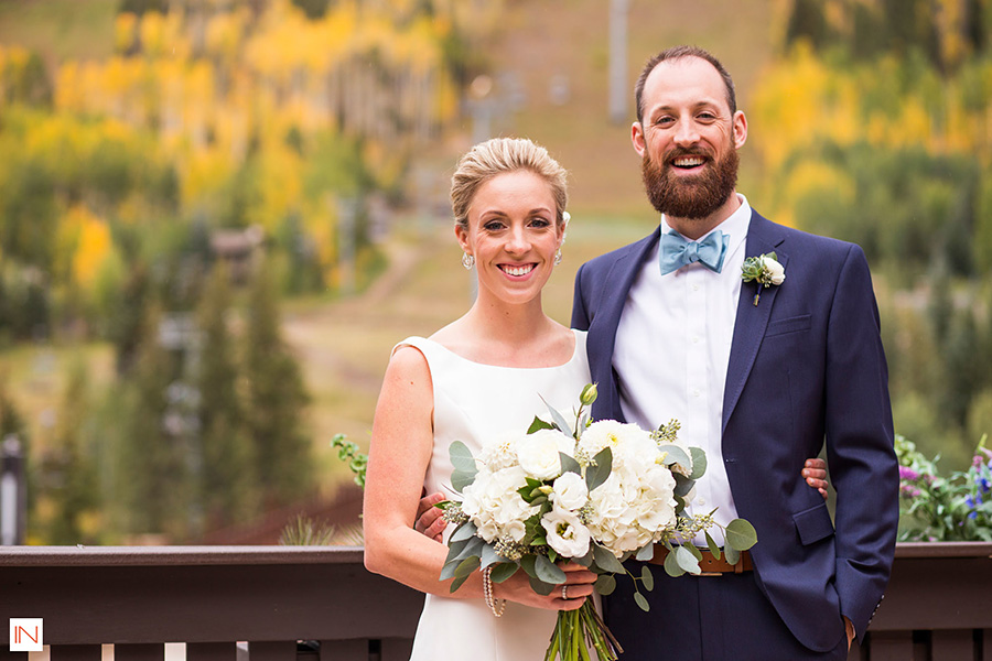 Real weddings in Vail and Beaver Creek Colorado planned by Artisan Events